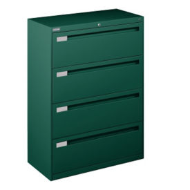"Four Drawer Lateral File - 36""W, L40721"