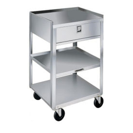 Utility Cart with Drawer, B34446