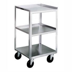 "Steel Utility Cart 19"" x 17"", B34447"