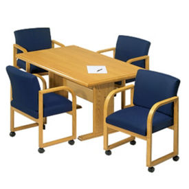 5' x 3' Rectangle Conference Table, C90029