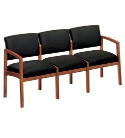 Fabric 3 Seat Sofa, W60289