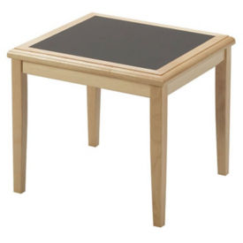 Wood End Table, W60295