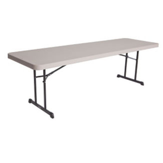 "Heavy Duty Folding Table - 30"" x 96"", T11691"