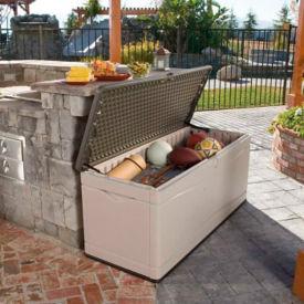 130 Gallon Deckbox, F10264