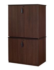 Four Door Storage Cabinet, B34685