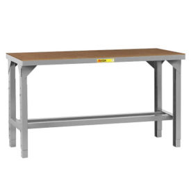 "Adjustable Height Workbench Table - 60""W x 36""D, A11229"