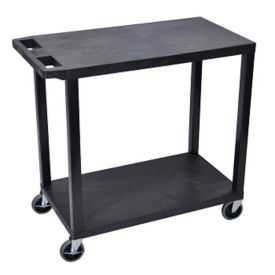 Two Shelf Utility Cart, B34690