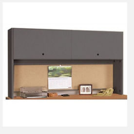 "Pronto Storage Hutch with Flipper Doors 60""W, B30394"