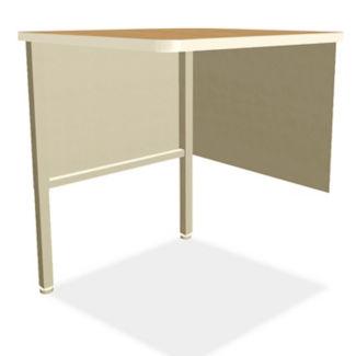 Utility Corner Table 30x30, UTCR30