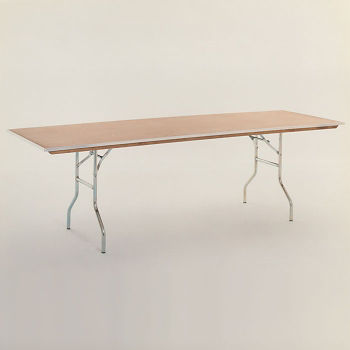 1153df44117 Plywood Folding Table - 30Dx72W - T10096 and more Products