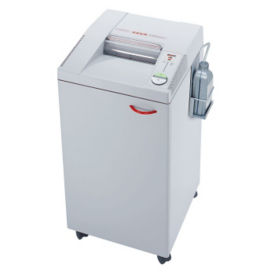 Level 4 Cross Cut Paper Shredder - 26 Gallon, V21413
