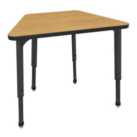 Trapezoidal Shaped Desk, D35682