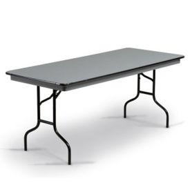 "Hexalite Folding Seminar Table 18""W x 96""D, T10087"