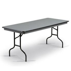 "Hexalite Folding Seminar Table 18""W x 96""D, T10087"