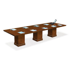 Square Conference Table - 12', C90069