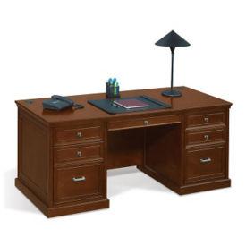 "Compact Executive Desk - 23"" x 61"", D35280"