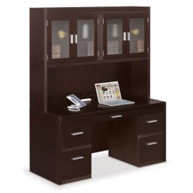 Credenza and Hutch Set, D35319