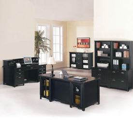 Complete Home Office Grouping, D35648