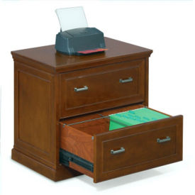 "Two Drawer Lateral File - 32"" W, B30488"