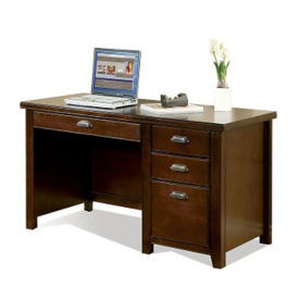 Single Pedestal Desk, D31161