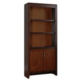 Lancaster Collection Bookcase with Doors, D35348