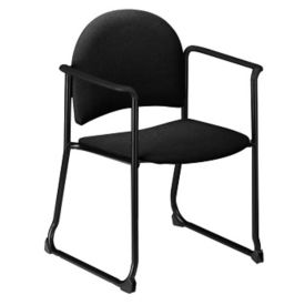 Round Back Side Chair, C80050