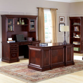 Four Piece Executive Office Set, D37758