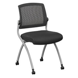 Nex Armless Nesting Chair with Memory Foam, C80026