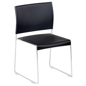 Plastic Stack Chair, C60041