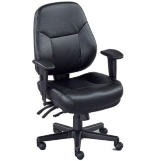 Everlast Polyurethane Multi-Shift Chair, C80469