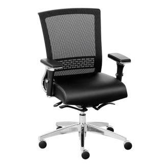 Array Polyurethane Seat Mesh Back Ergonomic Chair, C80022