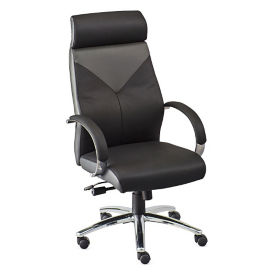 Highland Two Tone Executive Leather Chair, C80499
