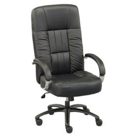 Big and Tall Leather Chair, C80465