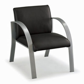 Symphony Heavy Duty Vinyl Guest Chair, W60529