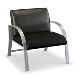 Symphony Vinyl Bariatric Chair, W60530