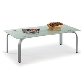 Symphony Glass Top Coffee Table, W60526