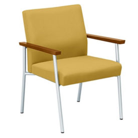 Fabric Oversized Guest Chair, C80246