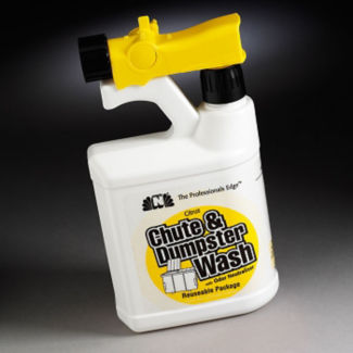 Chute and Dumpster Cleaner - Carton of Six, V21483