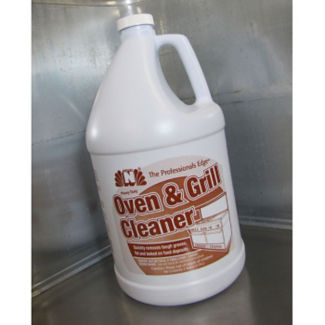 1 Gallon Oven and Grill Cleaner- Carton of 4, V21748