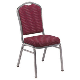Fabric Padded Stack Chair, C67824