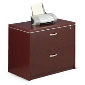 "Two-Drawer Lateral File - 36""W , L40014"