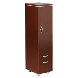 "Two Drawer Wardrobe Cabinet - 63""H , B30145"