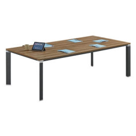 "Conference Table with Triangular Legs - 94""W, C90358"