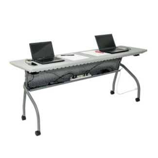 """Flipper Training Table with Modesty Panel - 19.5"""" x 70"""", T10058"""