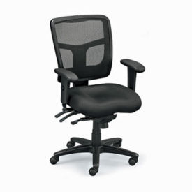Ergonomic Mid Back Mesh Chair, C80219