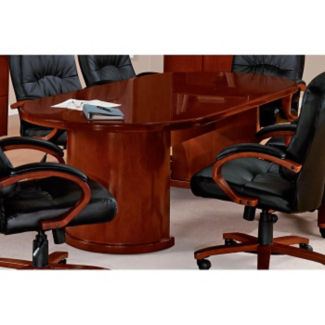8' Racetrack Conference Table, C90056