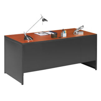 "48"" Single Pedestal Desk, D30200"