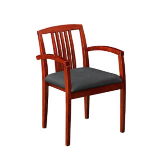 Sonoma Wood Frame Guest Chair, W60440