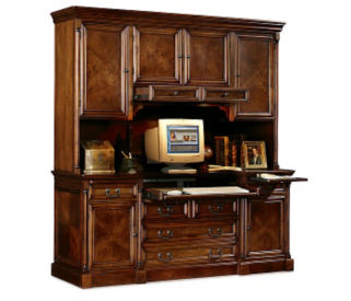 Credenza with Hutch, D35103