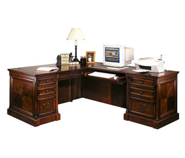 L Desk Right Return, D35114